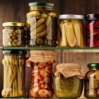 Sterilovaná zelenina/ovoce